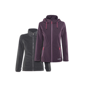 High Colorado Vancouver 2in1 Jacke Damen lila
